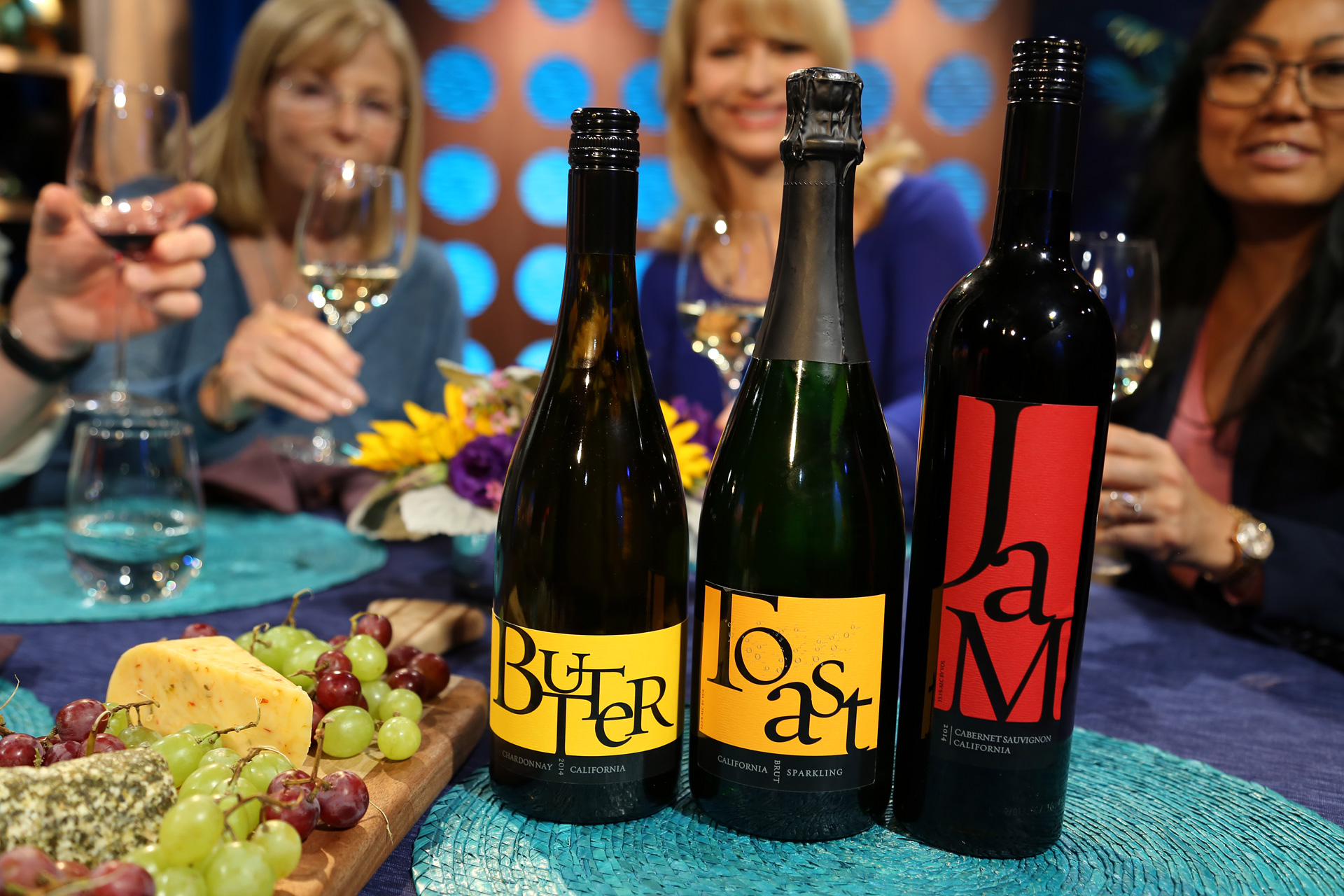 Wines that guests drank on the set of the third episode of season 11.