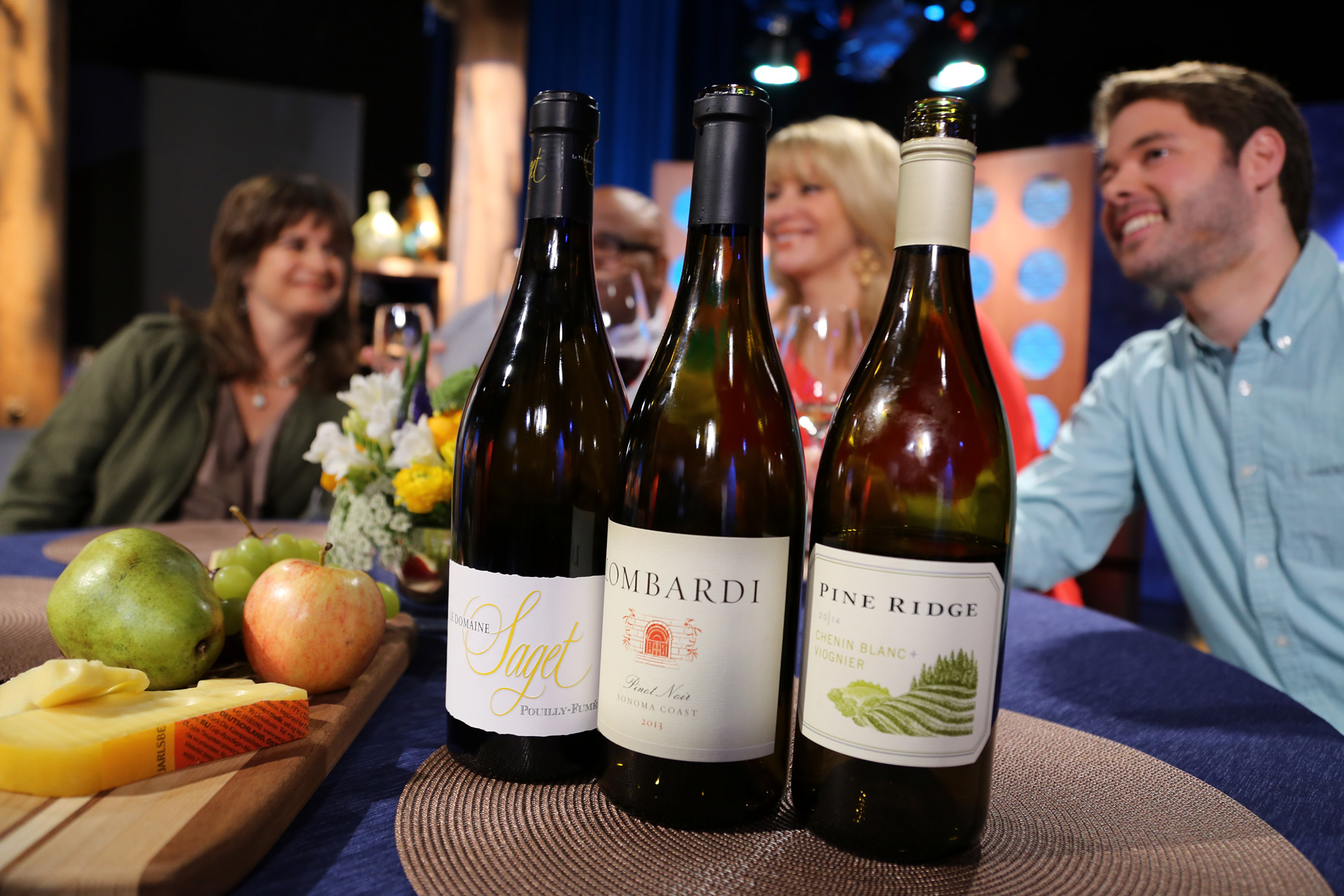 Wines that guests drank on the set of the fifth episode of season 11.