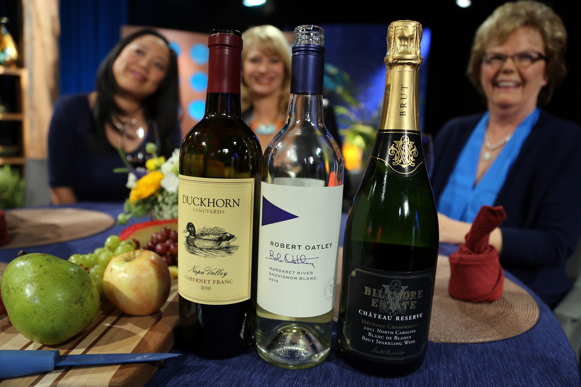 Wines that guests drank on the set of the seventh episode of season 11.