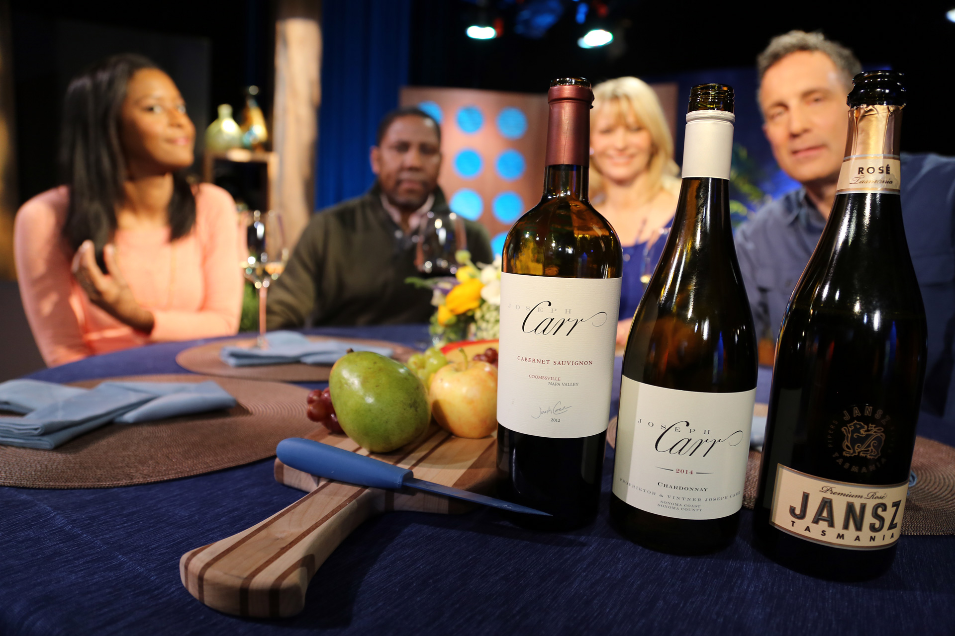 Wines that guests drank on the set of the sixth episode of season 11.