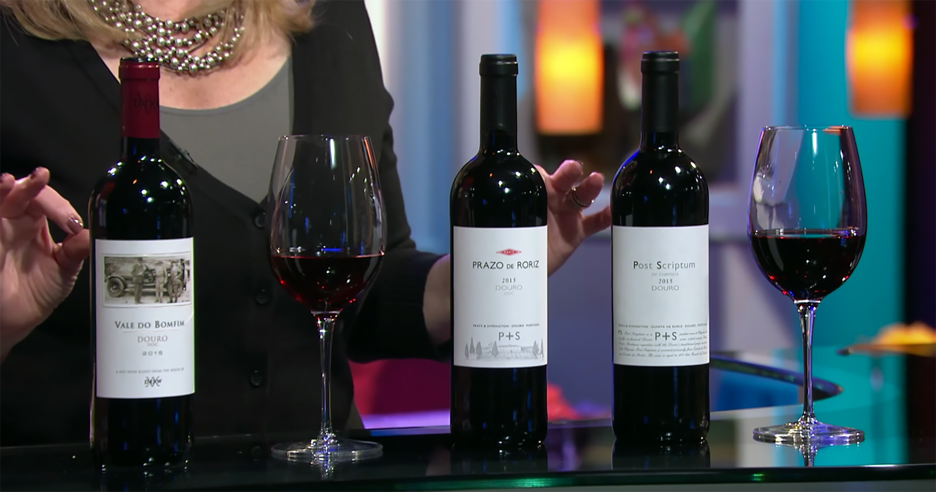 Portuguese dry red wines.
