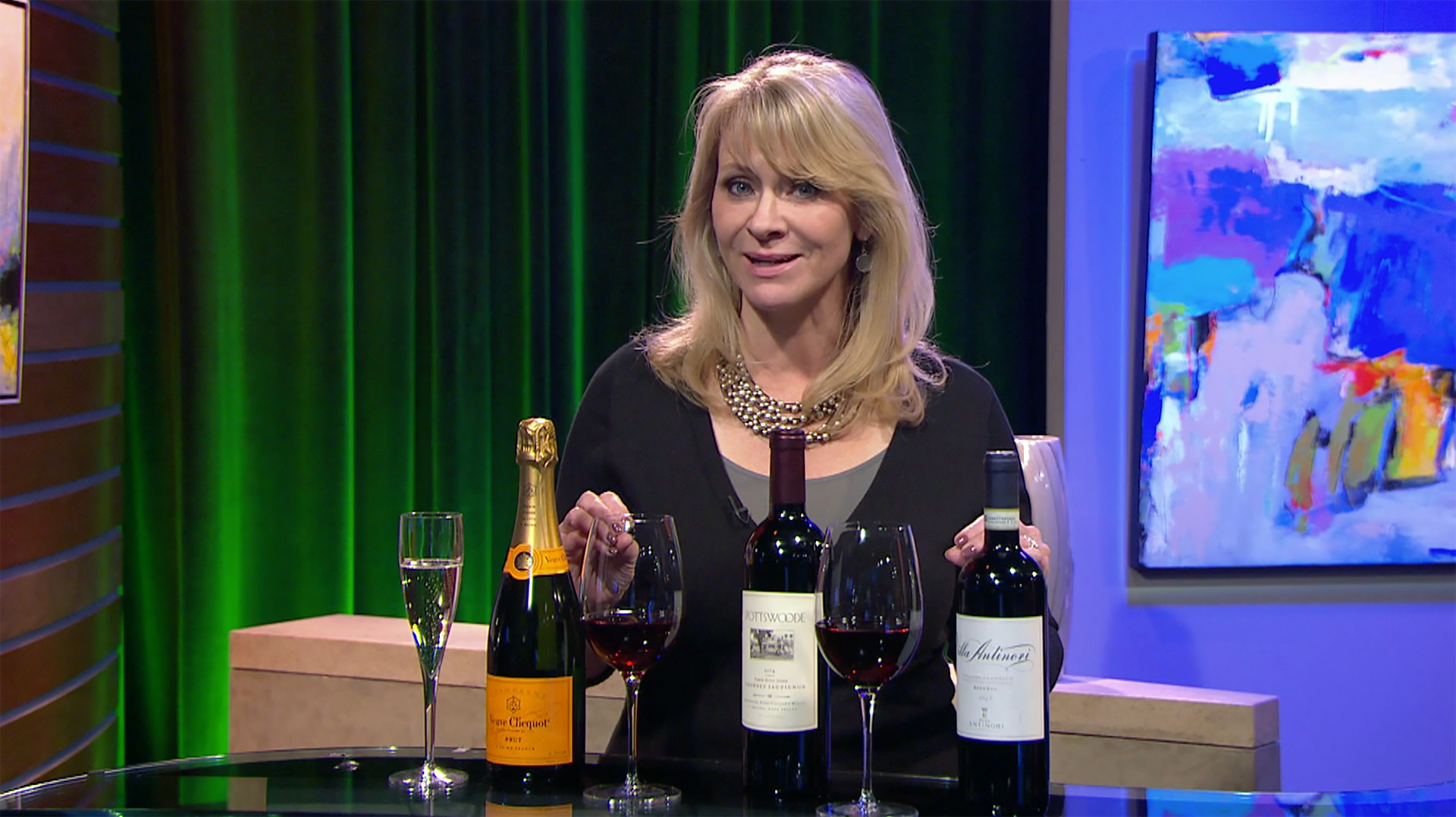 All about women in the wine industry