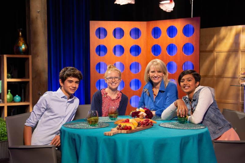 Check, Please! Bay Area Kids review: Zareen's, Park Burger, Tu Mero Mole