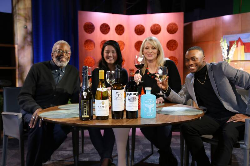 Wine and spirits guests drank on the set of season 15 episode 2.