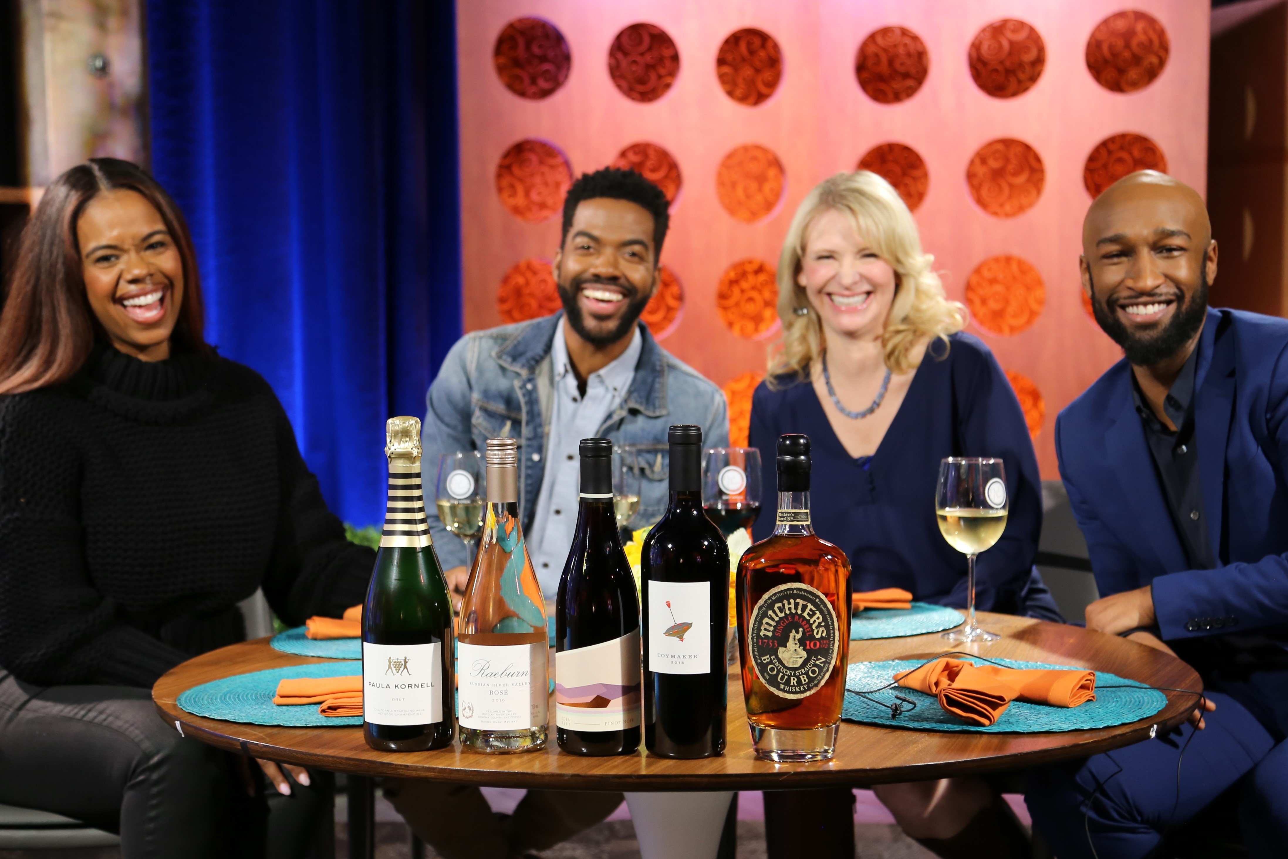 Wine and spirits from Check, Please! Bay Area season 15 episode 1