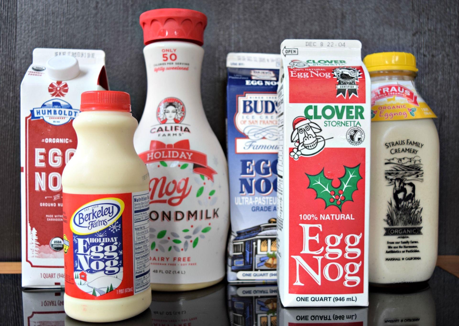 Holiday Taste Test: 6 California Eggnogs