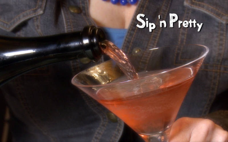 Sip 'n Pretty cocktail