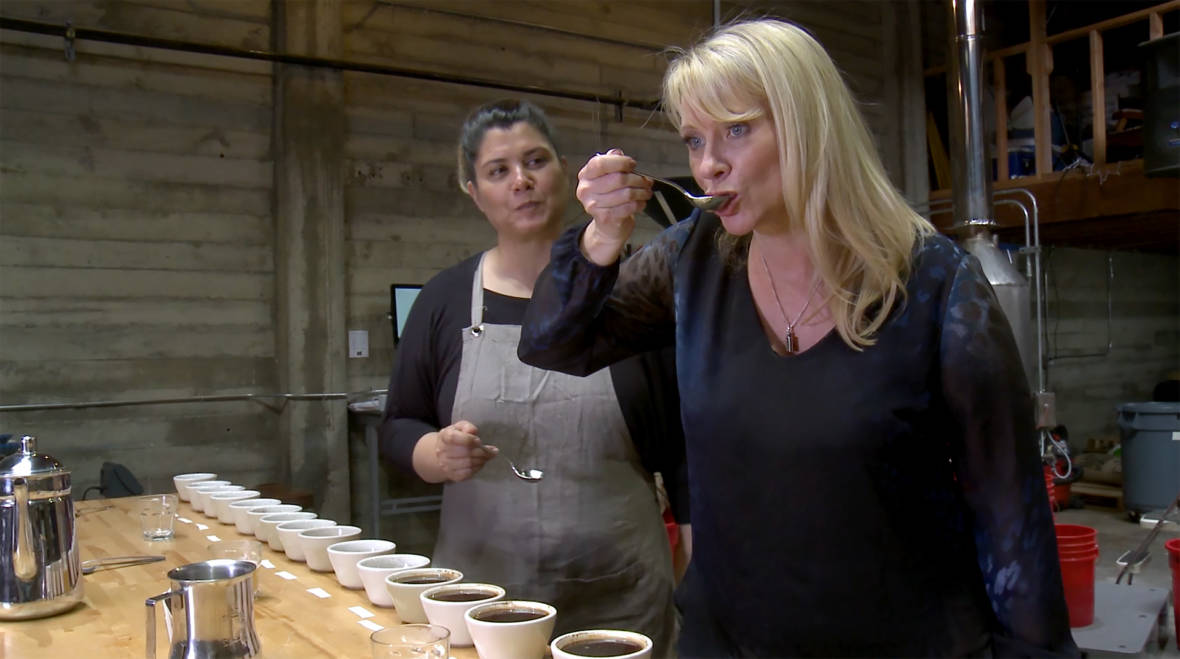 Taste This: Learn How to Cup Coffee at Wrecking Ball Coffee Roasters in San Francisco