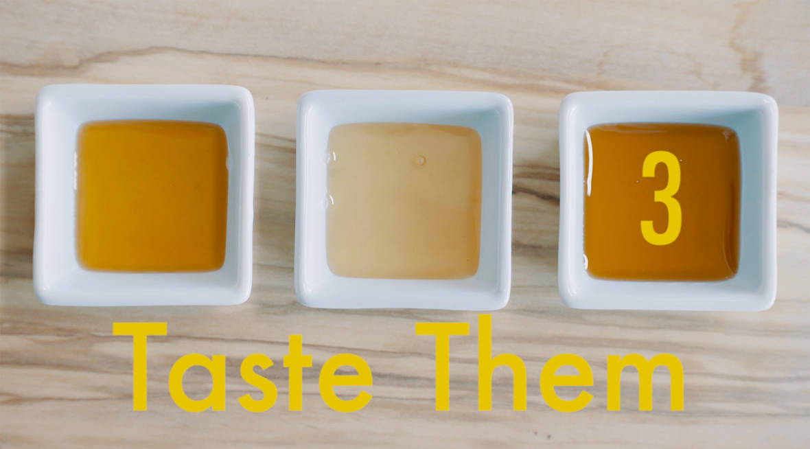Taste This:  The Connoisseurs Guide to Tasting Honey with Amina Harris at the UC Davis Honey and Pollination Center