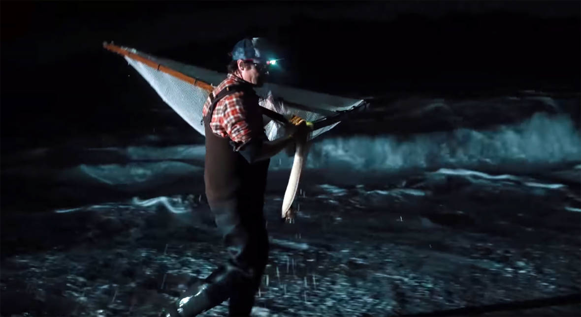 Taste This: Night Smelt Fishing with Sea Forager, Kirk Lombard