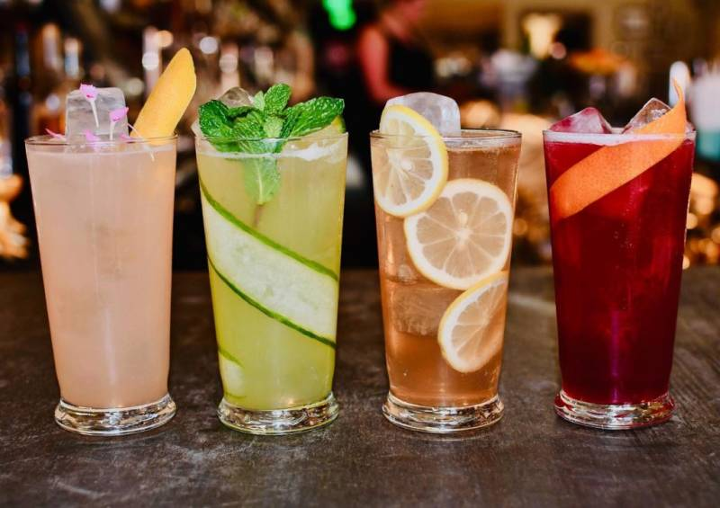 These Sonoma County Bars Make 'Dry January' Fun