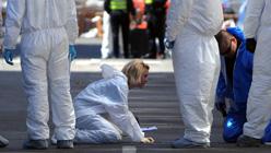 FBI crime scene investigators