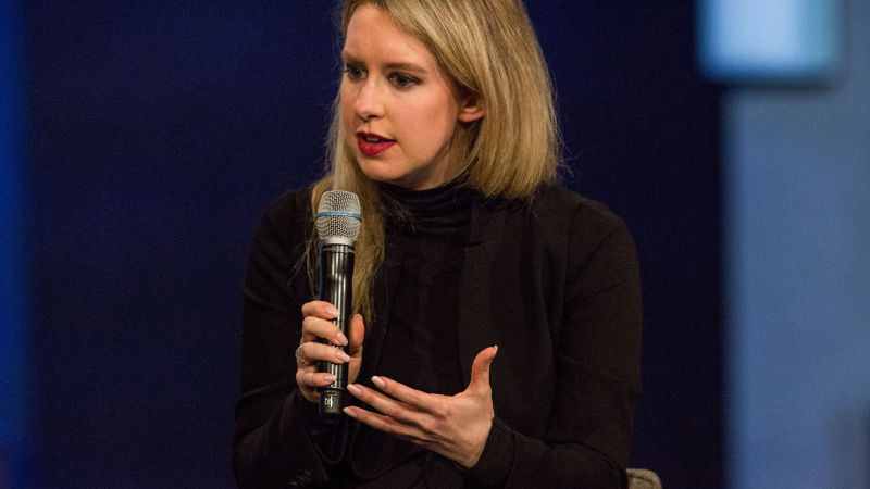 The Rise and Fall of Theranos