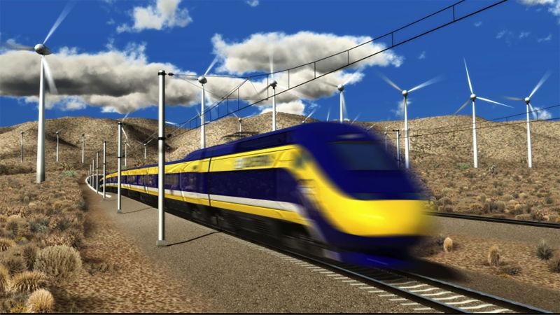 Forum on the Road: Trump Revokes $929 Million for California High Speed Rail