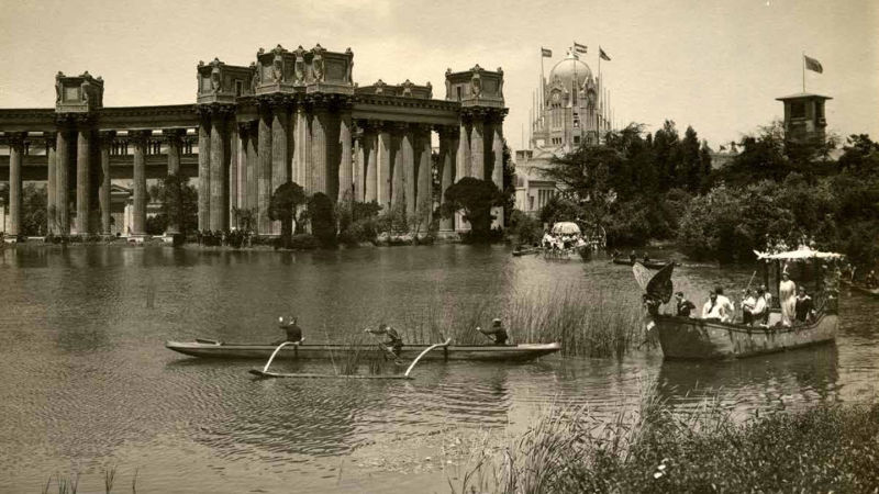 San Francisco's Panama Pacific International Exposition, 100 Years Later
