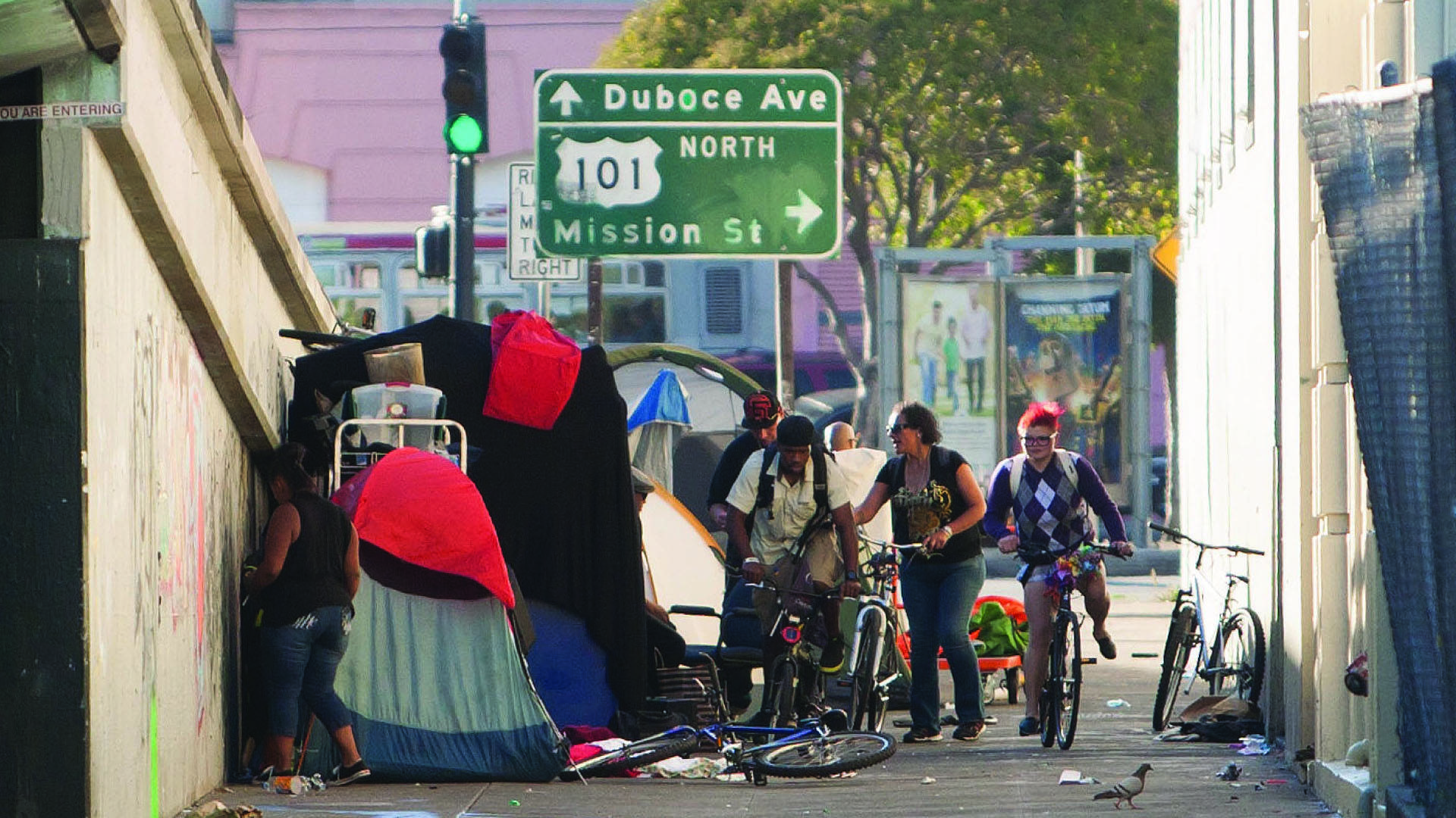 In My Experience: Homeless in the Bay Area   KQED