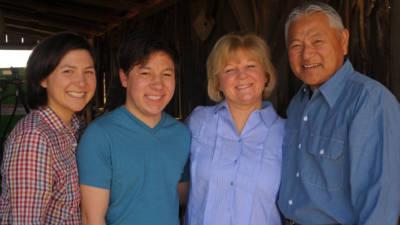 The Masumoto Family