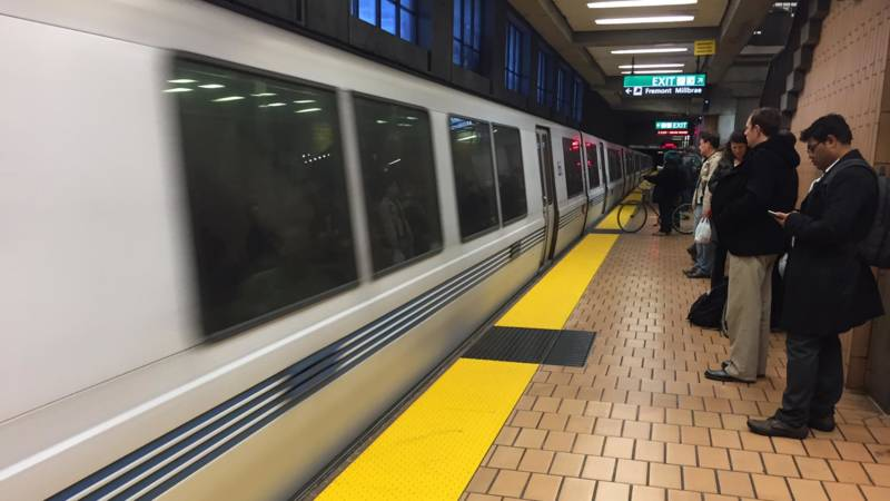 Bart forum  🏷️ Uber versus BART at SFO  2019-04-30