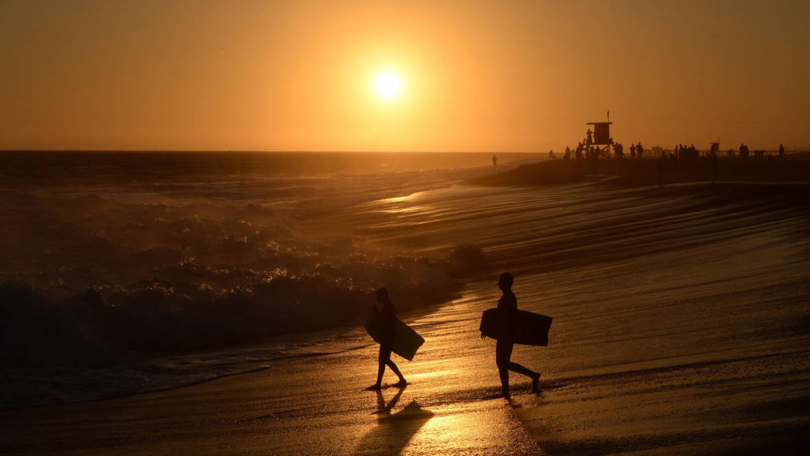 Worst Erosion In 150 Years Hits California Beaches Report Finds