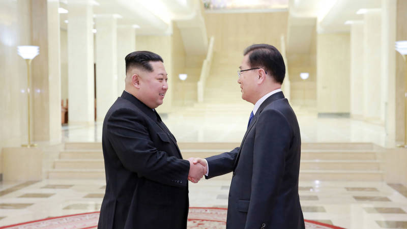 Seoul: North Korea Willing to Denuclearize if its Security Guaranteed