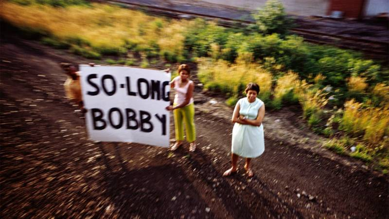 SFMOMA Recreates Robert Kennedy's Funeral Train, 50 Years Later