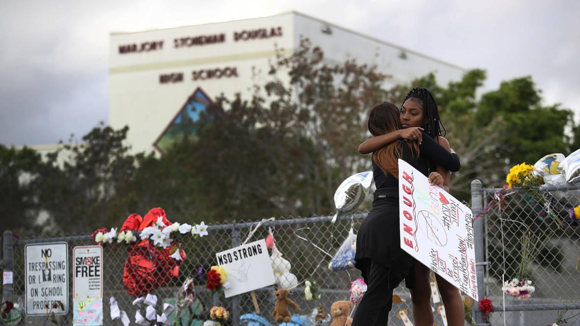 Students Calling for Gun Control Plan Nationwide Walkout