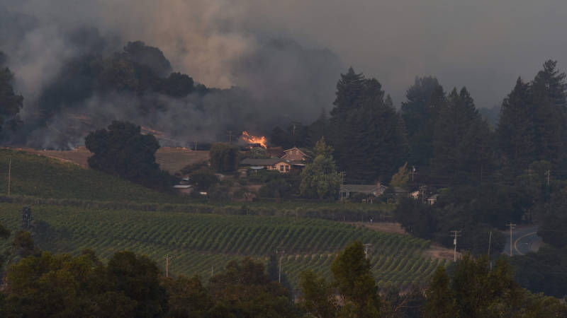 North Bay Fires Expose Serious Faults with Sonoma County, State Alert Systems