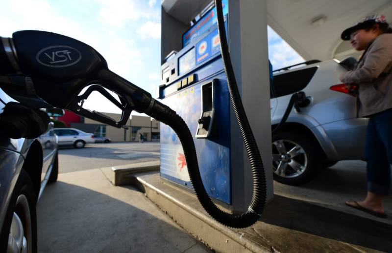 Why are Bay Area Gas Prices On the Rise?