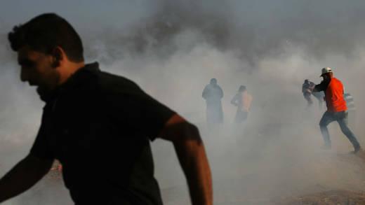 As US Moves Embassy, Violence Erupts on Israel-Gaza Border