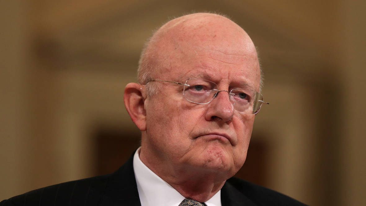 'Hard Truths': An Inside Look at U.S. Intelligence with James Clapper