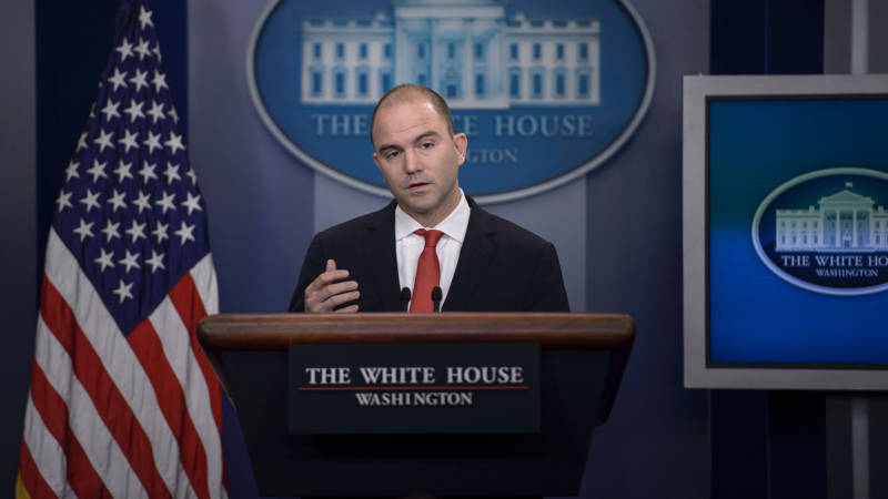 Obama National Security Adviser Ben Rhodes on Navigating 'The World As It Is'