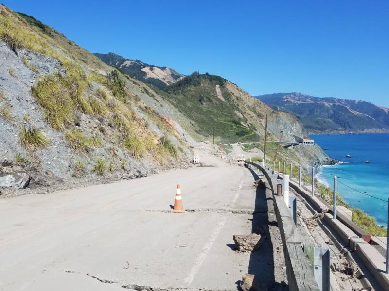 Road Trip Ready: Highway 1 Reopens After 14 Month Closure