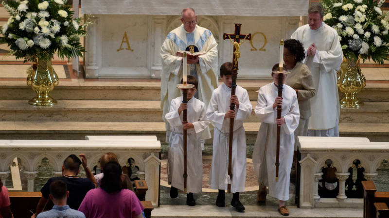 Oakland Diocese Releases List of 45 Clergymen 'Credibly Accused' of Sexual Abuse