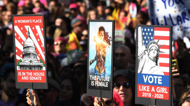 Will 2018 Be Another 'Year of the Woman' for U.S. Politics?