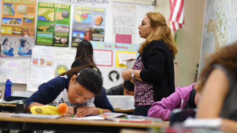 Study: California Kids Lag in Reading and Math as Large Achievement Gap Persists