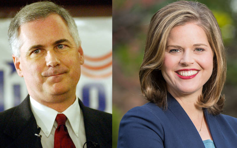 Election 2018: 4th Congressional District Candidates Tom McClintock and Jessica Morse