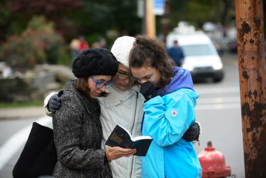 eleven killed in pittsburgh synagogue shooting forum forum kqed