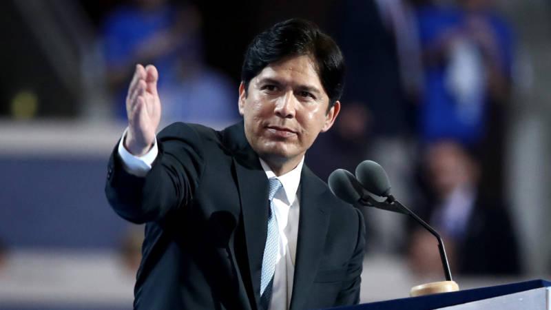 Election 2018: U.S. Senate Candidate Kevin de León