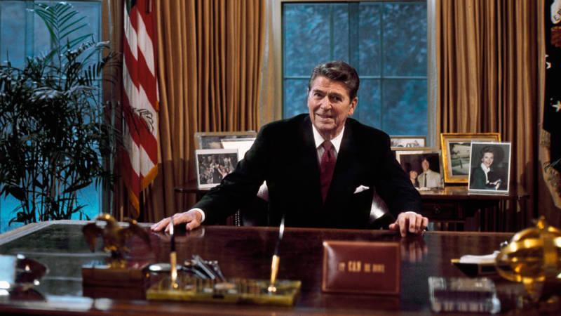 How Ronald Reagan's 'Journey' Transformed U.S. Politics