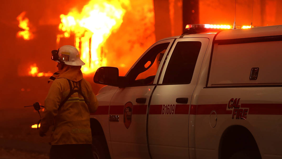 Governor's Office Releases Wildfire Prevention Recommendations Including Overhaul of PG&E