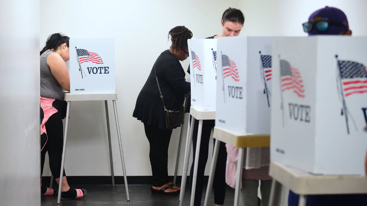 Election 2018:  Races to Watch on Election Day