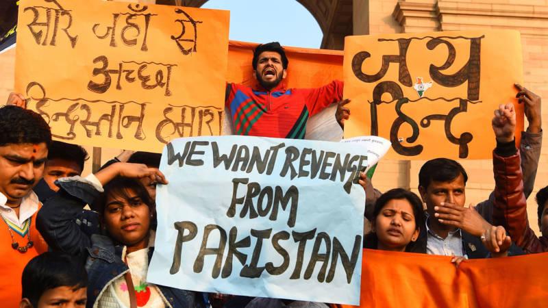 Terrorist Attack Raises Tensions Between Nuclear-Armed India, Pakistan