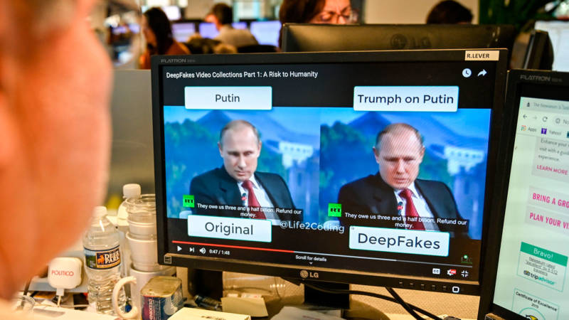 'Deepfake' Videos: How to Spot Them and Why They're Dangerous