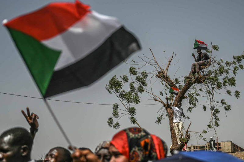 Demonstrations Continue in Sudan as Ousted Leader Omar Al-Bashir Moved to Prison