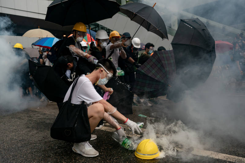More Protests Planned in Hong Kong as Government Weighs Extradition Law