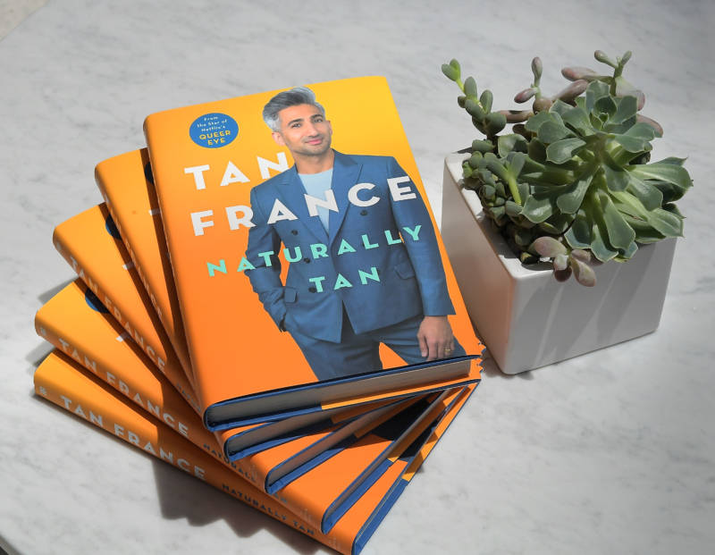 Queer Eye's Tan France Reflects on Race, Identity and Style in 'Naturally Tan'