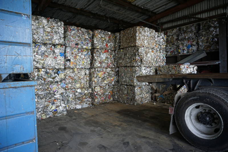 Recycling Piles Up in Bay Area After China Bans Most Plastic Waste
