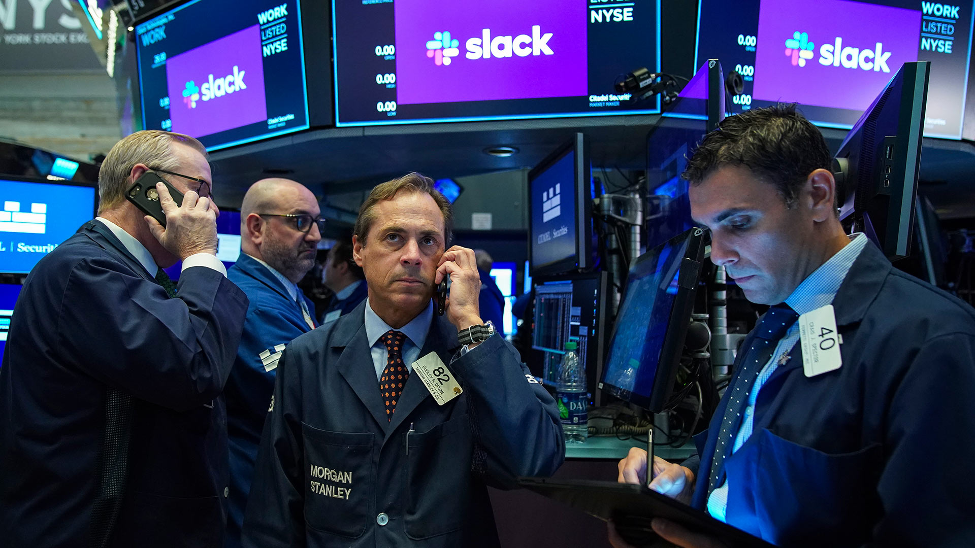 What Slack's Stock Debut Could Mean for Future IPOs   Forum