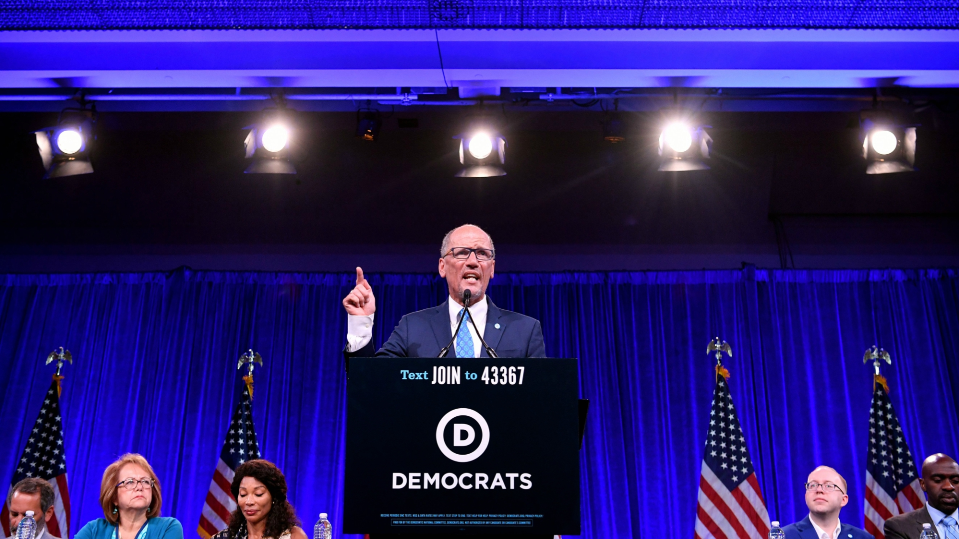 Democratic National Committee Prepares for 2020 Election in San Francisco