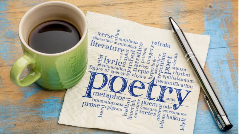 Rebroadcast: 'Don't Read Poetry' Examines the Joys and Challenges of ... Reading Poetry